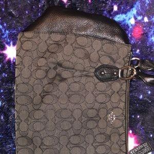 Large coach purse!
